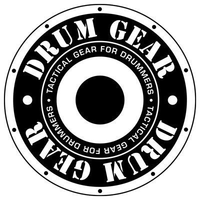 Drum Gear Logo Cirkel - Drum Squad