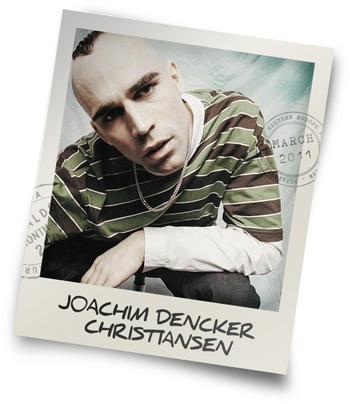 Joachim Dencker Christiansen - Drum Squad - www.drumsquad.dk