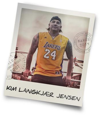 Kim Langkjær Jensen - Drum Squad