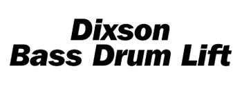 Bass Drum Lift logo - Drum Squad