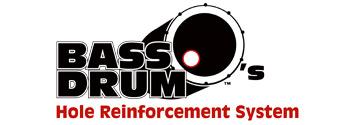 Bass Drum O's Logo - Drum Squad